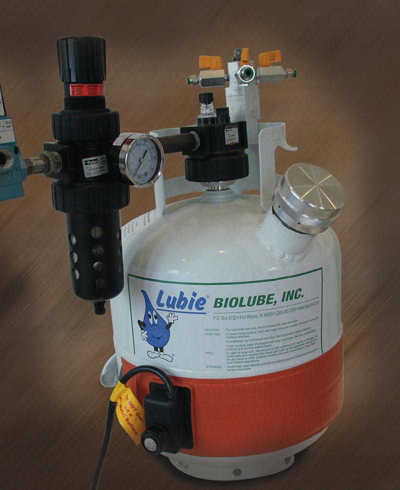 Biolube 4 Nozzle Spray System