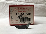 Simonds Blue Tip Saw Teeth (2-1/2 8-9 9/32 Long)