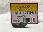Simonds Standall Saw Teeth (2-1/2 8-9 9/32 Blue Tip)