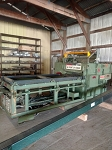 Used Crosby 4 x 32 board edger 2 saw